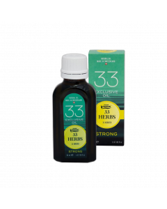 E144 - 33 Kraeuter Oel strong 50 ml